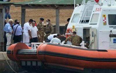 В итальянском гроте утонули трое водолазов