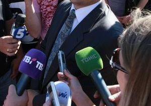 СМИ: На Тонисе сменился замгендиректора после сюжета о Межигорье