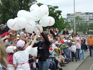 ВиДи Санрайз Моторз  поддержал празднование Международного дня защиты детей