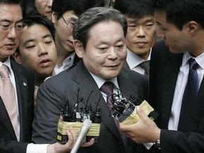 Экс-глава Samsung осужден за злоупотребление доверием