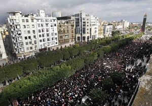 Стабилизация после революции не смогла вернуть туристов в Тунис