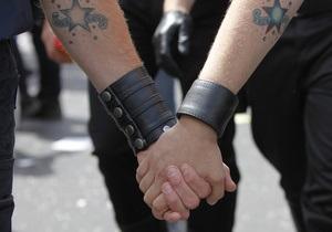 Англиканская церковь против легализации гей-браков