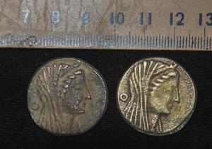 В Египте обнаружили монеты, возраст которых превышает две тысячи лет