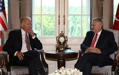Байден: США не знали о перевороте в Турции