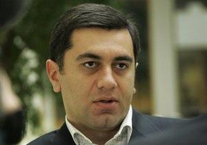 Новости Грузии. Соратник Саакашвили, экс-министр обороны Ираклий Окруашвили вышел на свободу