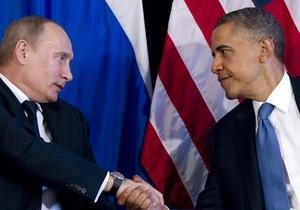 Встреча перед G20: Обама и Путин  нашли много точек соприкосновения