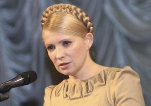 Тимошенко попросила о переносе допроса