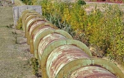 Часть Донецкой области осталась без воды