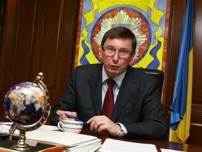 Луценко заявил, что в отставку не собирается