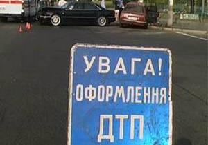 В 2011 году в результате ДТП в Киеве погибли 180 человек