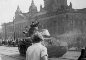 Восстание в ГДР:  мармелад  и свобода