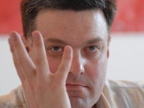 Тягнибок призвал украинцев к акциям протеста против коалиции БЮТ и ПР