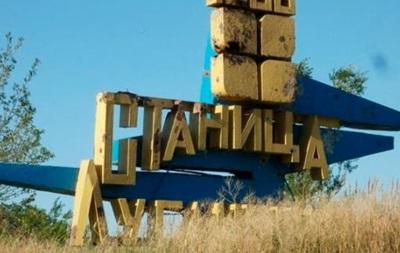 На Луганщине 12 тысяч человек без воды и света