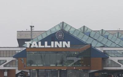 Аэропорт Таллинна эвакуировали после сообщения о бомбе