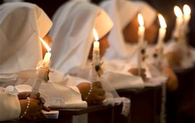 Православные отмечают день Веры, Надежды, Любови и Софии