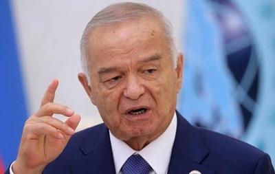 Госпитализирован президент Узбекистана Каримов