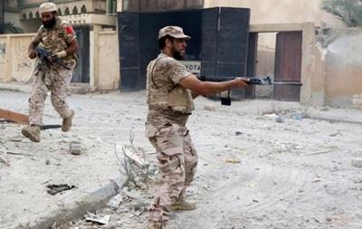 В Ливии идет наступление на последний оплот ИГ