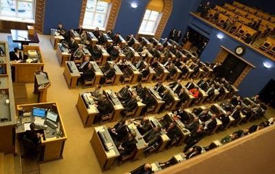 В Эстонии начинаются выборы президента