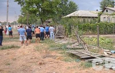 Выселение ромов из Лощиновки отменили