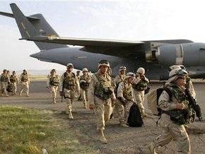 Грузия полностью вывела войска из Ирака