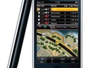 iPhone будет показывать Формулу-1 с высоты птичьего полета