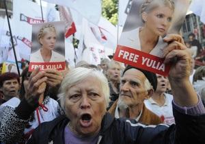 Решение Высшего спецсуда по делу Тимошенко глубоко разочаровало ЕС