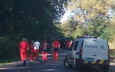 Взрыв авто под Львовом связан с преступными разборками – МВД