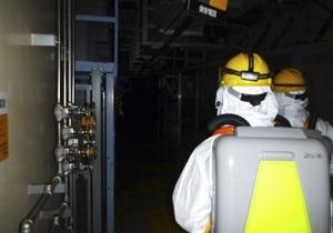 Двое ликвидаторов впервые после аварии побывали в здании третьего энергоблока Фукусимы-1