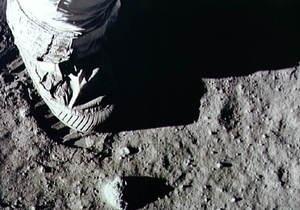 Специалисты NASA обнаружили на Луне серебро