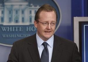 Пресс-секретарь Обамы намерен подать в отставку