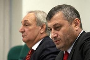 Абхазия и Южная Осетия усиливают охрану границ с Грузией
