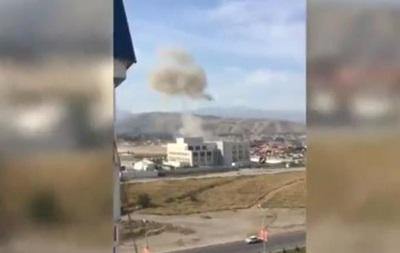 Ворота посольства КНР в Кыргызстане протаранил смертник