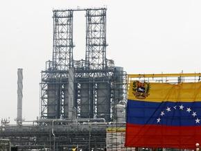 Венесуэла предлагает сократить добычу нефти