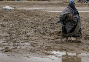 В Афганистане сошли селевые потоки: погибли 20 человек