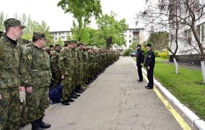 На Донетчине полицию перевели в усиленный режим