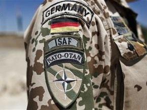 Германия увеличит военный контингент в Афганистане