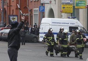 Взрывы в московском метро: МИД Украины проверяет, есть ли среди жертв украинцы