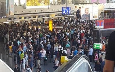 В аэропорту Франкфурта эвакуировали один из терминалов