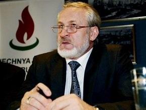 Закаев объявил о перемирии с властями Чечни