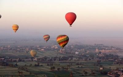 В египетском Луксоре запретили полеты на воздушных шарах