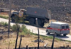 Двое солдат пострадали в результате взрыва на полигоне в Днепропетровской области