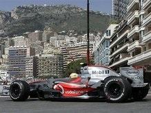 Гран-При Монако: Синоптики обещают дождливую гонку