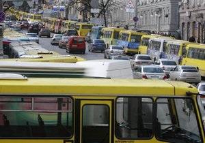 новости Киева - автобус - транспорт - На выходных в Киеве будут изменены маршруты двух автобусов