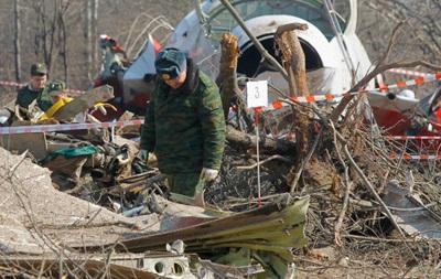 Минобороны Польши: Целью Кремля было крушение самолета с Качиньским