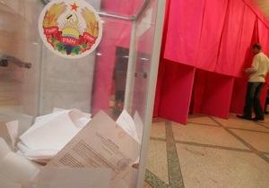 На выборах президента в Приднестровье закрылись избирательные участки