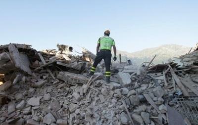 В центральной Италии очередное землетрясение