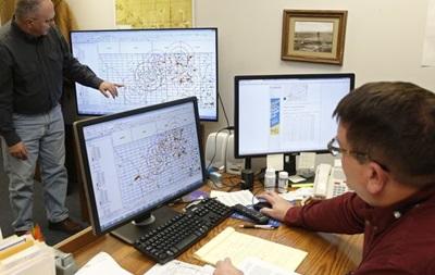 В американской Оклахоме произошло землетрясение