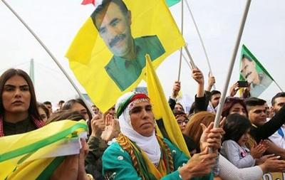 Демонстрация курдов в Кельне собрала 30 тысяч человек