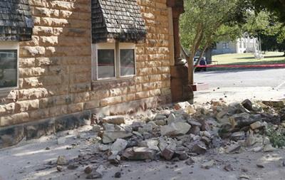 Из-за землетрясения в Оклахоме ввели режим ЧП