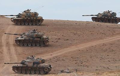 Поддерживаемые Турцией сирийские повстанцы отбили 10 деревень у ИГ